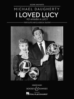 Daugherty, M: I Loved Lucy
