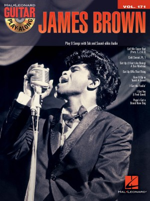 James Brown Guitar Play-Along Volume 171