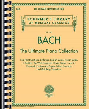 Johann Sebastian Bach: Bach: The Ultimate Piano Collection