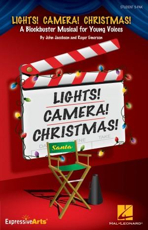John Jacobson_Roger Emerson: Lights! Camera! Christmas!
