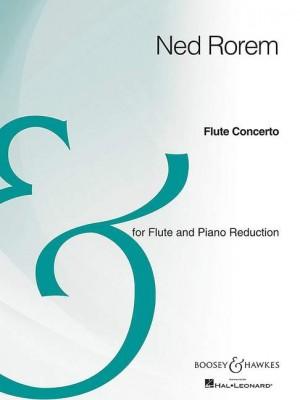 Rorem, N: Flute Concerto