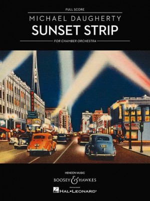 Daugherty, M: Sunset Strip