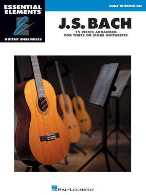 Johann Sebastian Bach: Essential Elements Guitar Ens - J.S. Bach
