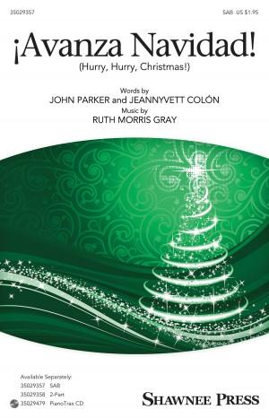 Ruth Morris Gray_John Parker_Jeannyvett Colón: Avanza Navidad!