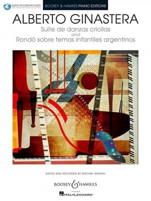 Ginastera, A: Suite de danzas criollas and Rondó sobre temas infantiles argentinos