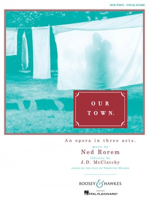 Rorem, N: Our Town