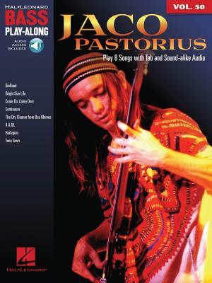 Bass Play-Along Volume 50: Jaco Pastorius