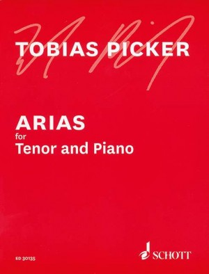 Picker, T: Arias for Tenor and Piano