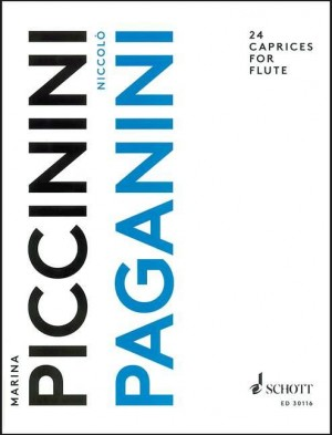 Paganini, N: 24 Caprices