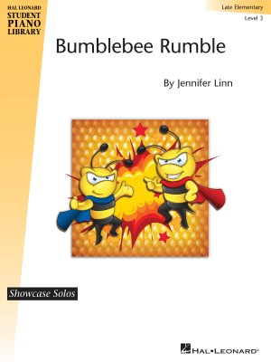Jennifer Linn: Bumblebee Rumble Product Image