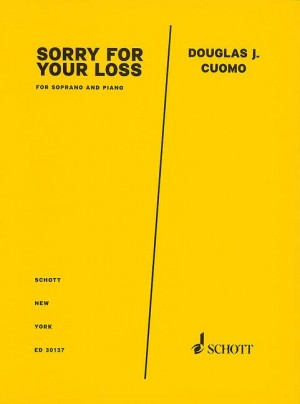 Cuomo, D J: Sorry for Your Loss