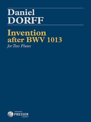 Daniel Dorff: Invention (After Bwv 1013)