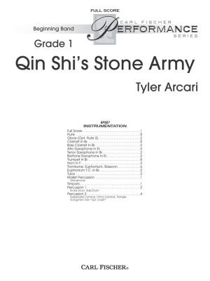 Tyler Arcari: Qin Shi's Stone Army