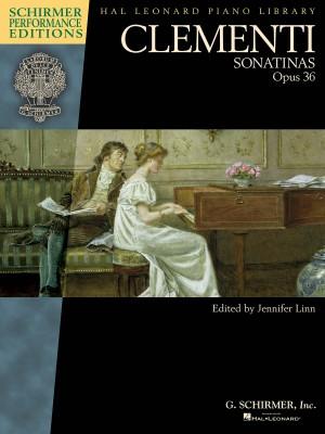 Clementi: Sonatinas, Op. 36 (Schirmer Performance Edition)