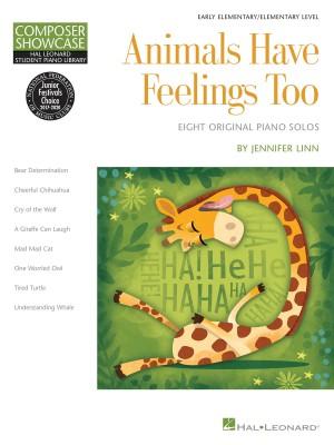 Jennifer Linn: Animals Have Feelings Too Product Image
