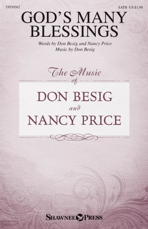 Don Besig_Nancy Price: God's Many Blessings