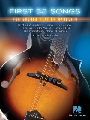 First 50 Songs You Should Play on Mandolin