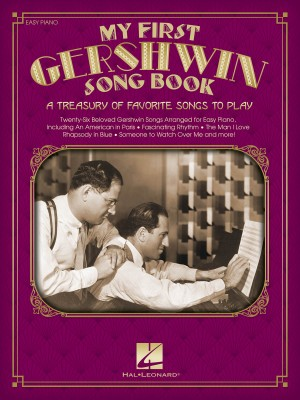 My First Gershwin Song Book (easy piano)