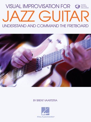Brent Vaartstra: Visual Improvisation For Jazz Guitar Product Image
