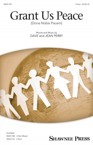Dave Perry_Jean Perry: Grant Us Peace (dona Nobis Pacem)