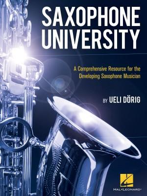 Ueli Dörig: Saxophone University Product Image