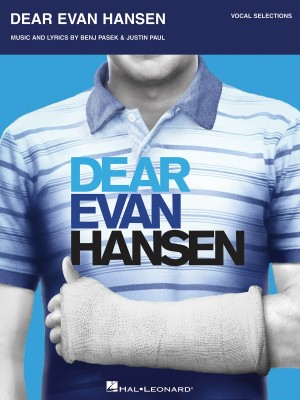 Benj Pasek_Justin Paul: Dear Evan Hansen