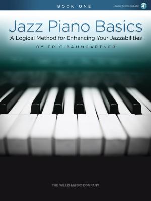 Eric Baumgartner: Jazz Piano Basics - Book 1 Product Image