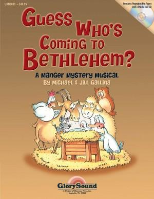Jill Gallina_Michael Gallina: Guess Who's Coming to Bethlehem?