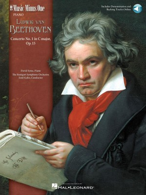 Music Minus One - Ludwig Van Beethoven: Concerto No.1 In C Op.15