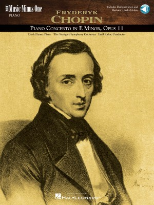 Music Minus One - Frederic Chopin: Concerto In E minor Op.11