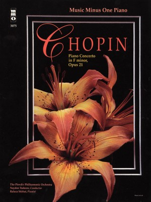 Music Minus One - Frederic Chopin: Concerto In F minor Op.21