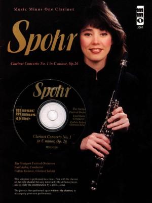 Music Minus One - Louis Spohr: Clarinet Concerto No.1 In C Minor Op.26