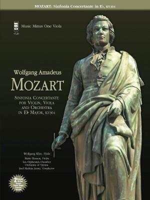 Wolfgang Amadeus Mozart: Mozart - Sinfonia Concertante in E-flat, KV364