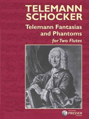 Telemann: Fantasias & Phantoms