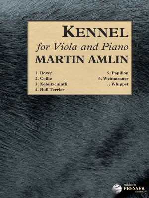 Amlin, M: Kennel