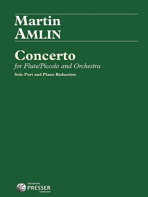 Amlin, M: Concerto