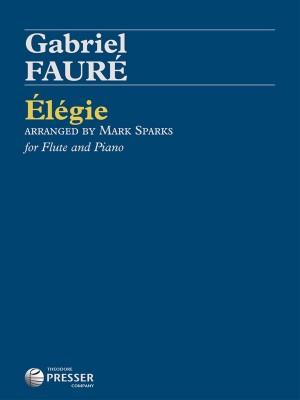 Fauré, G: Élégie op. 24