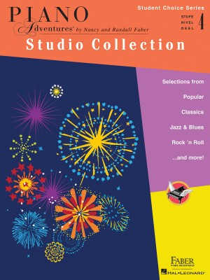 Nancy Faber_Randall Faber: Student Choice Series: Studio Collection - Level 4