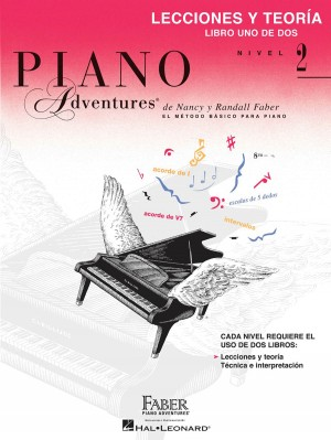 Nancy Faber_Randall Faber: Faber Piano Adventures: Lecciones y Teoría 2