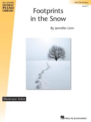 Jennifer Linn: Footprints in the Snow