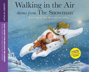 Recorder Pack: Walking In The Air (Theme from The Snowman) – Easy Music For Descant Recorder Product Image