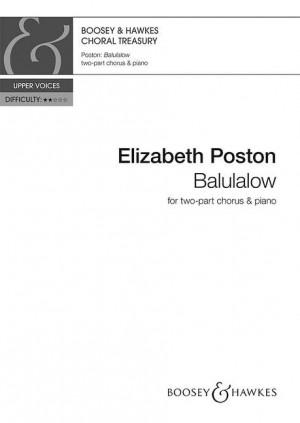 Poston, E: Balulalow