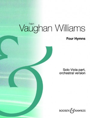 Vaughan Williams, R: Four Hymns