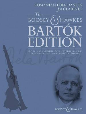 Bartók: Romanian Folk Dances for Clarinet