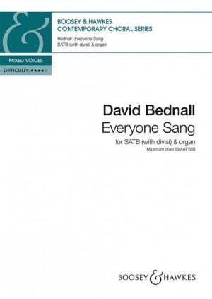 Bednall, D: Everyone Sang