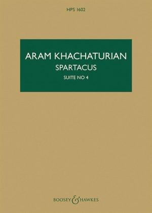Khachaturian, A: Spartacus: Suite No. 4 Product Image