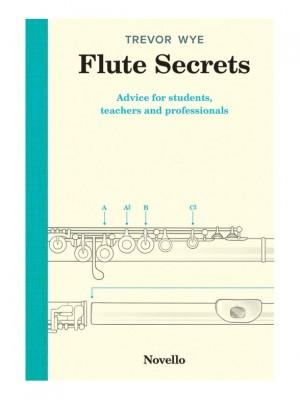 Trevor Wye: Flute Secrets Product Image