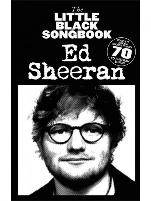 The Little Black Songbook: Ed Sheeran Product Image