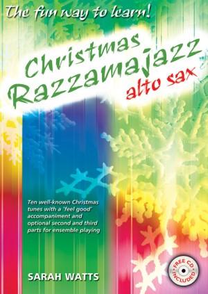 Watts: Christmas Razzamajazz - Alto Sax