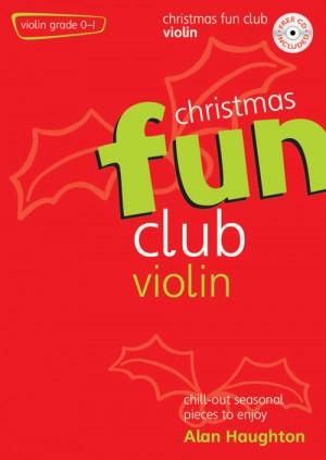 Haughton: Fun Club Christmas - Violin